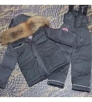 Зимний костюм Канада Гус цвет серый