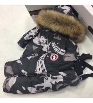 зимний костюм Канада Гус цвет комбинированный