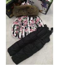 Зимний костюм Дольче Габана