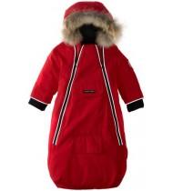 Конверт  для новорожденных  Canada Goose красный